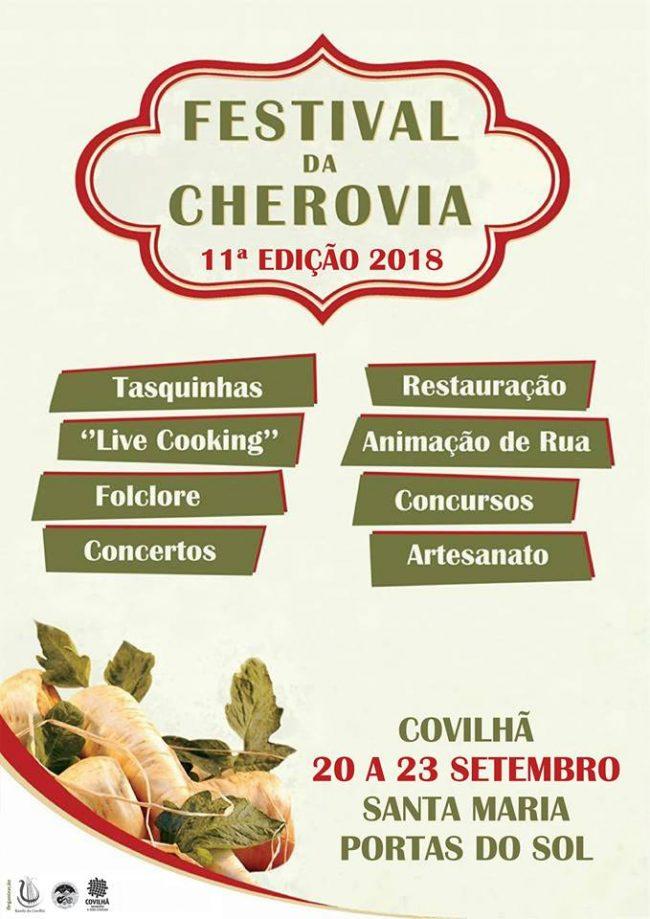 Festival da Cherovia regressa à Covilhã