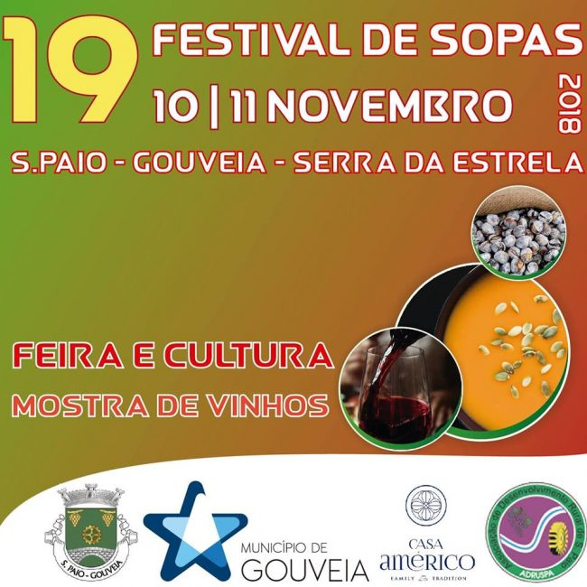 Festival de Sopas em S.Paio (Gouveia)